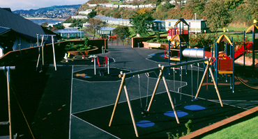 Children S Outdoor Play Area Pettycur Bay Holiday Park Fife Scotland