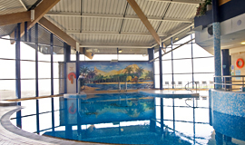 Our swimming pool in the leisure centre