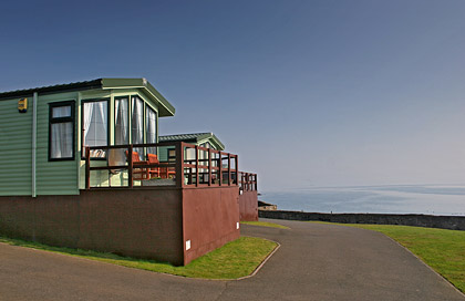 Kinghorn Harbour Holiday Park, Fife