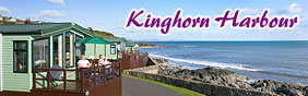 Kinghorn Harbour Holiday Park, Fife, Scotland