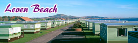 Leven Beach Holiday Park, Fife, Scotland